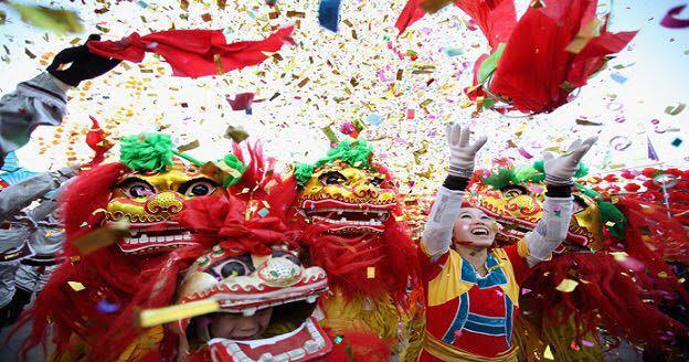 عيد الربيع الصيني