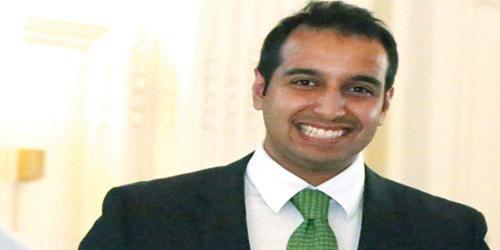 المبتعث د.أحمد السالم ينال جائزة (بيتر مورقن)