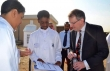 مدير جلوب البيئي العالمي يزور متوسطة مجمع الأمير سلطان