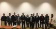 السفير السعودي في المجر يلتقي بالطلاب السعوديين في جامعة سجد