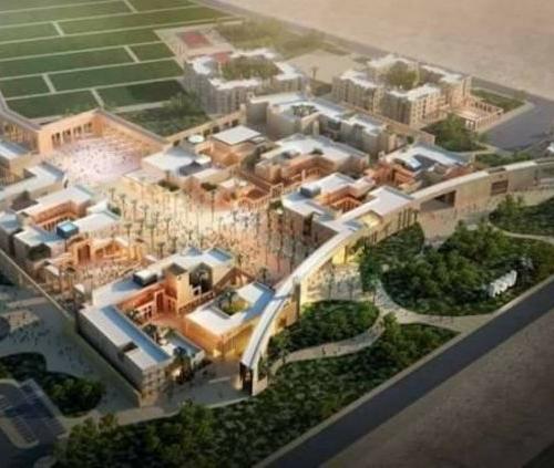 افتتاح جامعة الملك سلمان وجامعة الملك عبدالله في مصر سبتمبر 2018