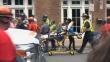 دهس وقتل امرأة جراء مواجهات بين منظمة متطرفة ومضادة لها في #فرجينيا