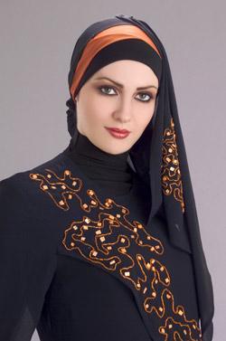 طرق مميزة لوضع الحجاب .