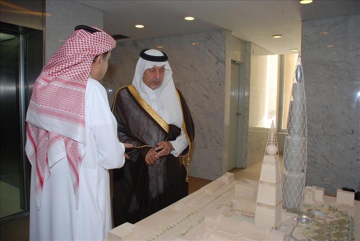 ابراج الرياض